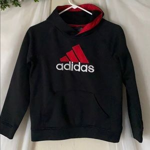 Youth Adidas Pullover Hoodie